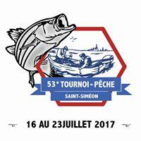 logo tournoi de pêche